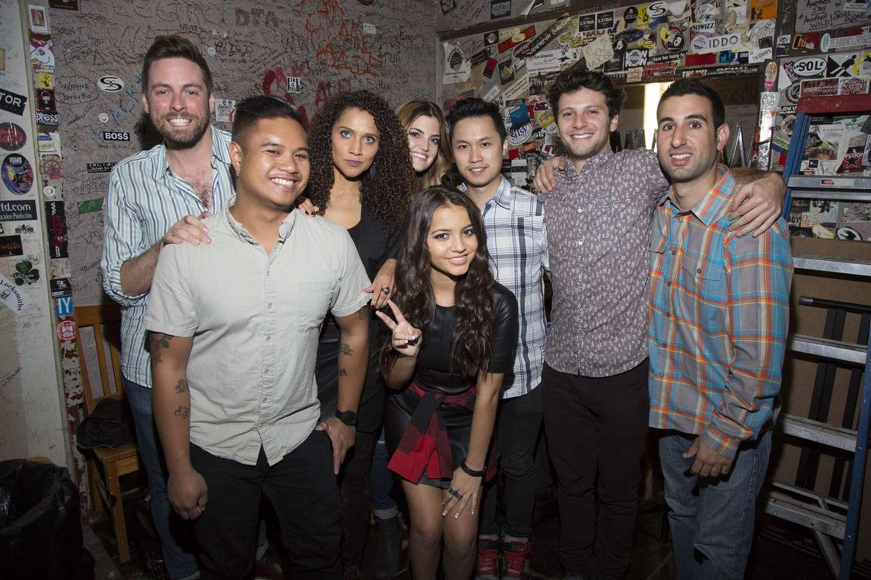 Isabela Moner 2015 : Isabela Moner: Stopping Time Album Launch Party -19