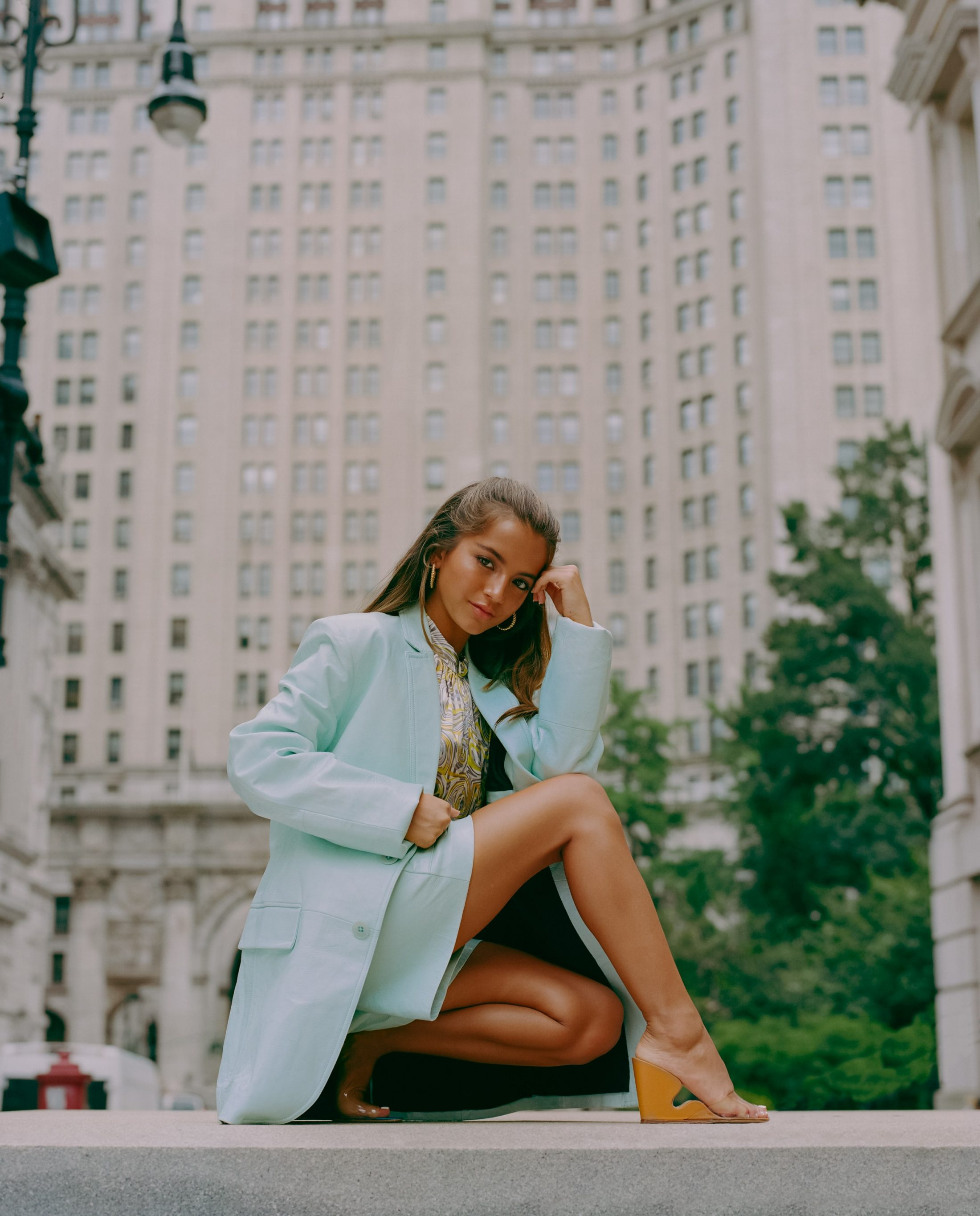 Isabela Moner - Teen Vogue - August 2019 issue