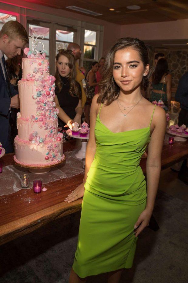Isabela Moner - Teen Vogue's Sweet 16 Presented by Lightbox in Austin
