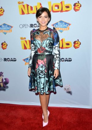 Isabela Moner - 'The Nut Job 2: Nutty By Nature' Premiere in LA
