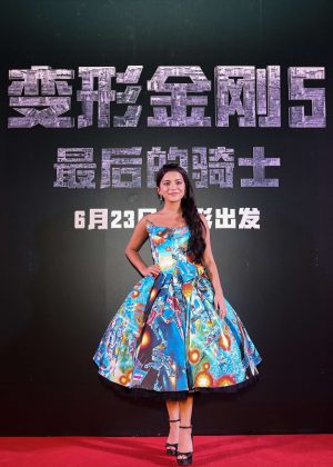 Isabela Moner - 'Transformers The Last Knight' Premiere in Guangzhou