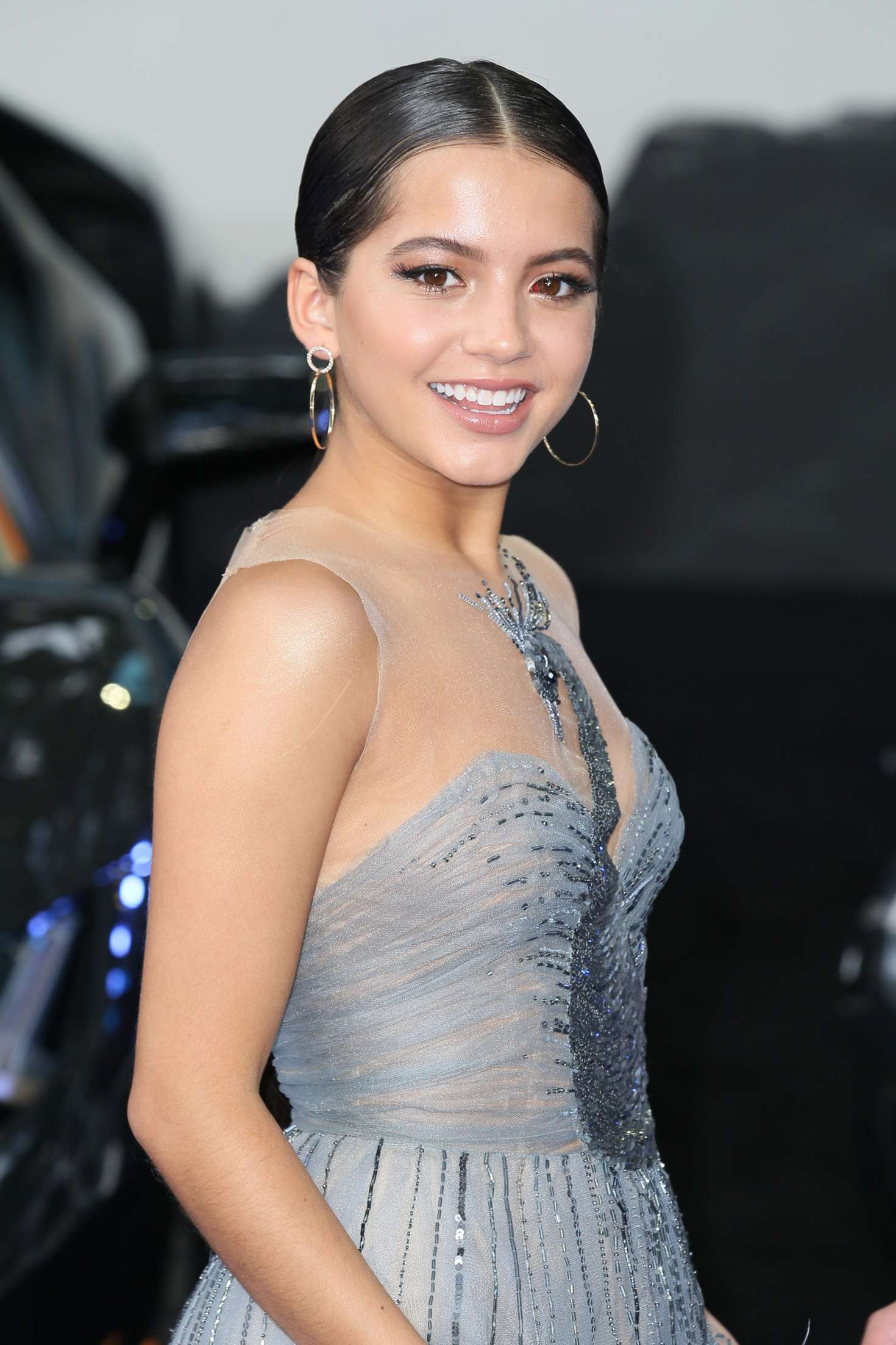 Isabela Moner Transformers The Last Knight Premiere In -3834