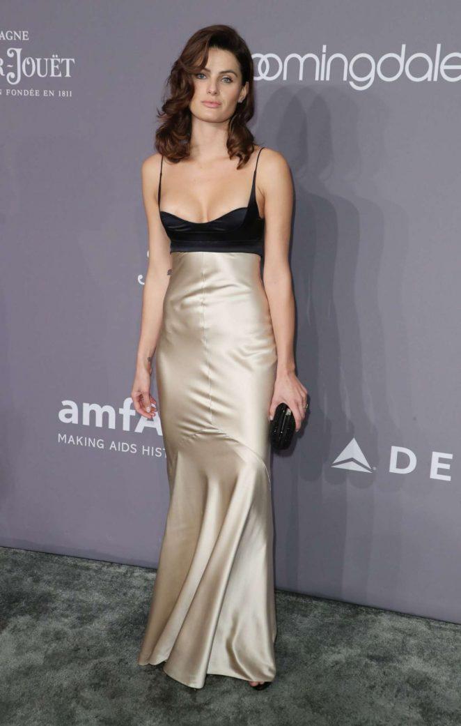 Isabeli Fontana - 2018 amfAR Gala in New York