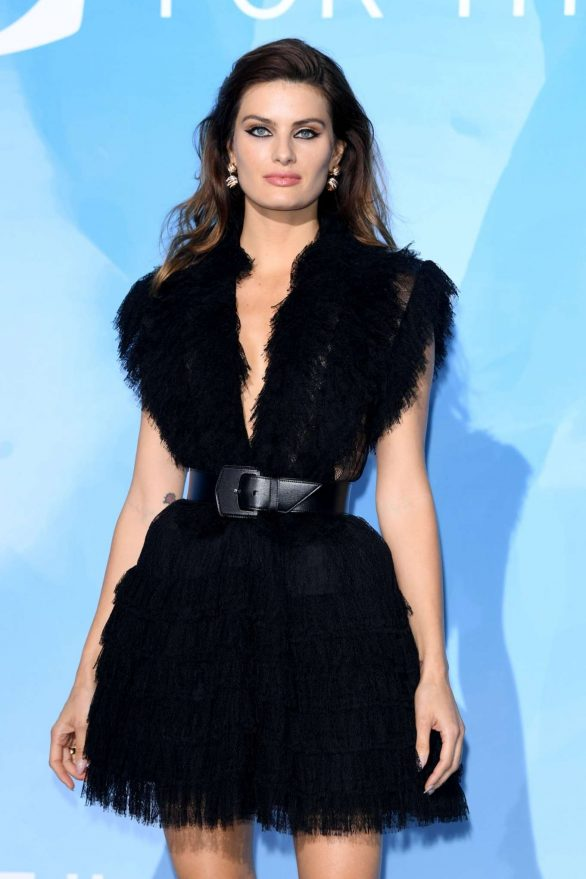 Isabeli Fontana - 2019 Gala for the Global Ocean in Monte-Carlo