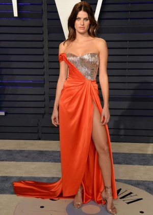 Isabeli Fontana - 2019 Vanity Fair Oscar Party in Beverly Hills