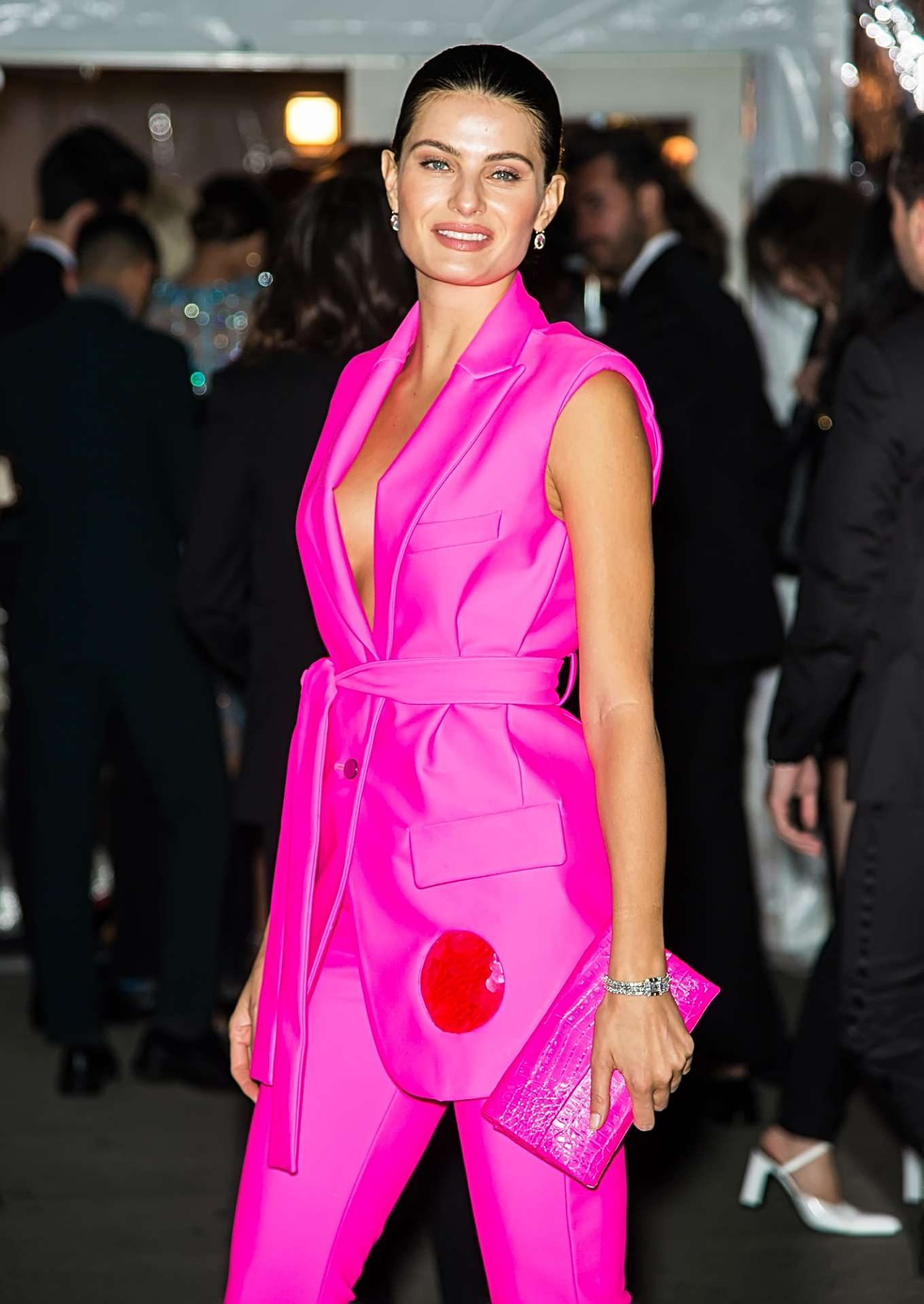 Isabeli Fontana - 22nd annual amfAR Gala Benefit for AIDS Research in NYC