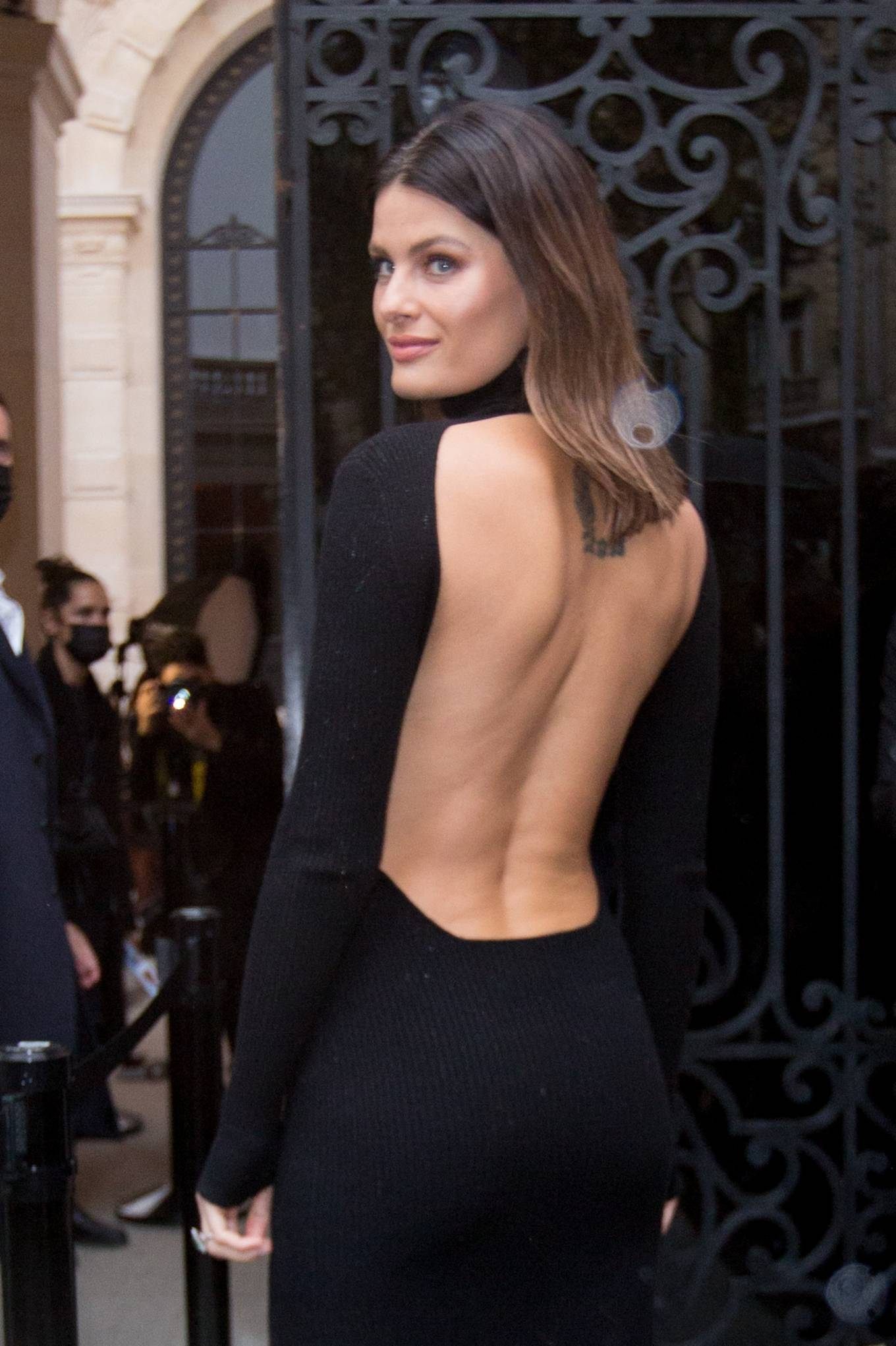 Isabeli Fontana - Attends the 'Vogue' Paris celebrating its 100th Anniversary