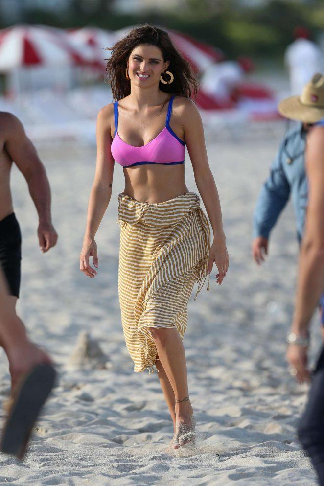 Isabeli Fontana: Bikini Photoshoot 2017 -50