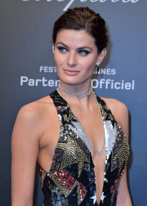 Isabeli Fontana - Chopard Dinner at 70th Cannes Film Festival in France