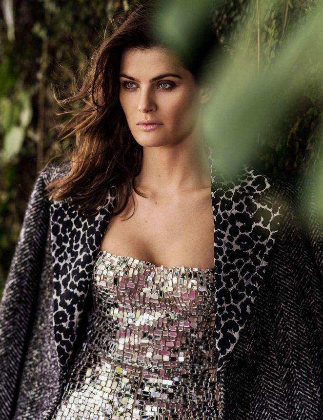 Isabeli Fontana - Elle Italy Magazine (March 2018)