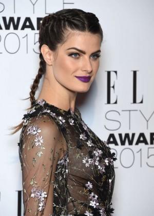 Isabeli Fontana - Elle Style Awards 2015 in London