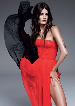 Isabeli Fontana - Harper's Bazaar Spain Magazine (April 2015)