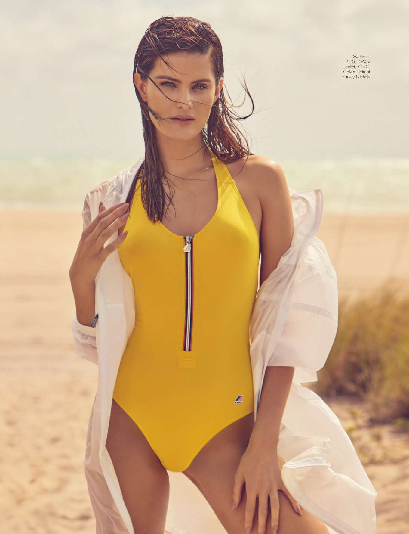 Isabeli Fontana -  Hello! Fashion Monthly Magazine (July 2019)