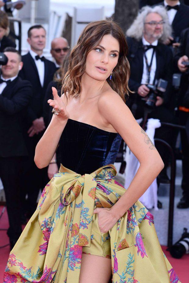 Isabeli Fontana - 'Rocktman' Screening at 2019 Cannes Film Festival