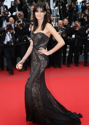 Isabeli Fontana - 'Sicario' Premiere in Cannes
