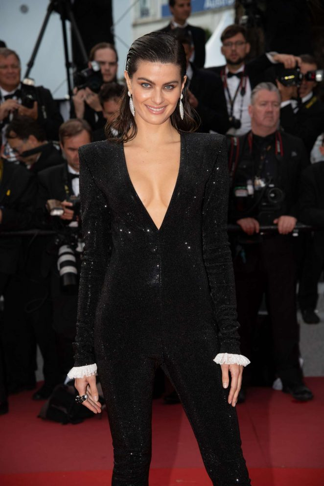 Isabeli Fontana - 'Sink or Swim' Premiere at 2018 Cannes Film Festival
