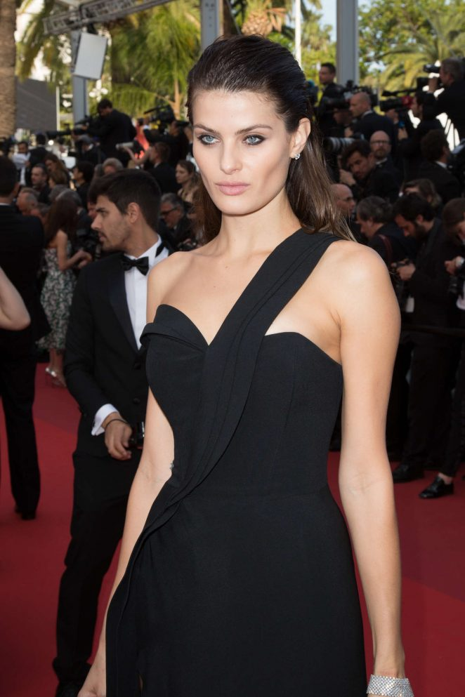 Isabeli Fontana - 'The Unknown Girl' Premiere at 2016 Cannes Film Festival