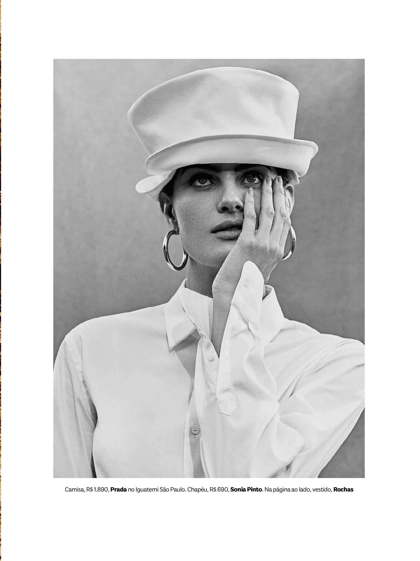 Isabeli Fontana: Vogue Brazil 2017 -03