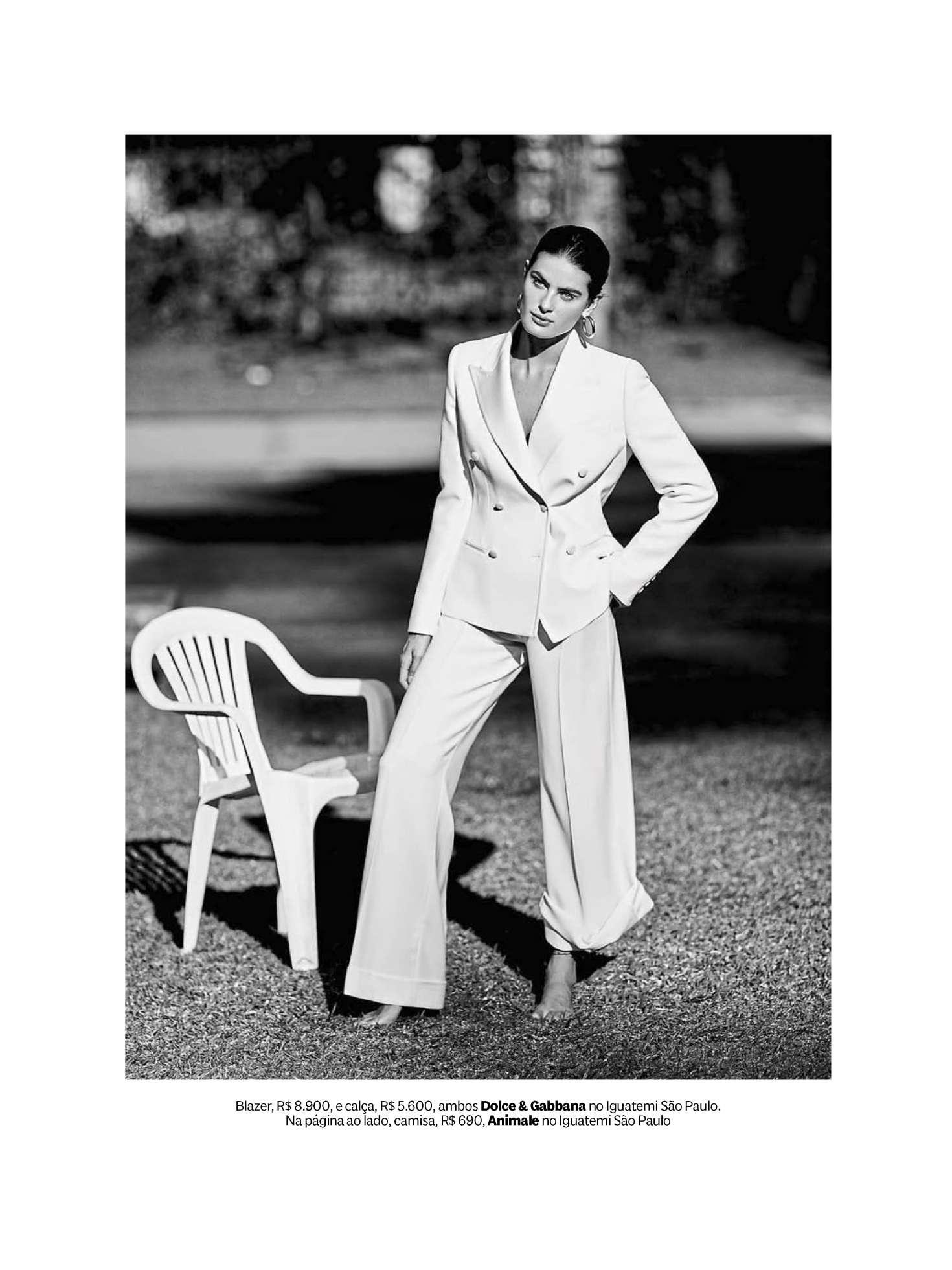 Isabeli Fontana: Vogue Brazil 2017 -04