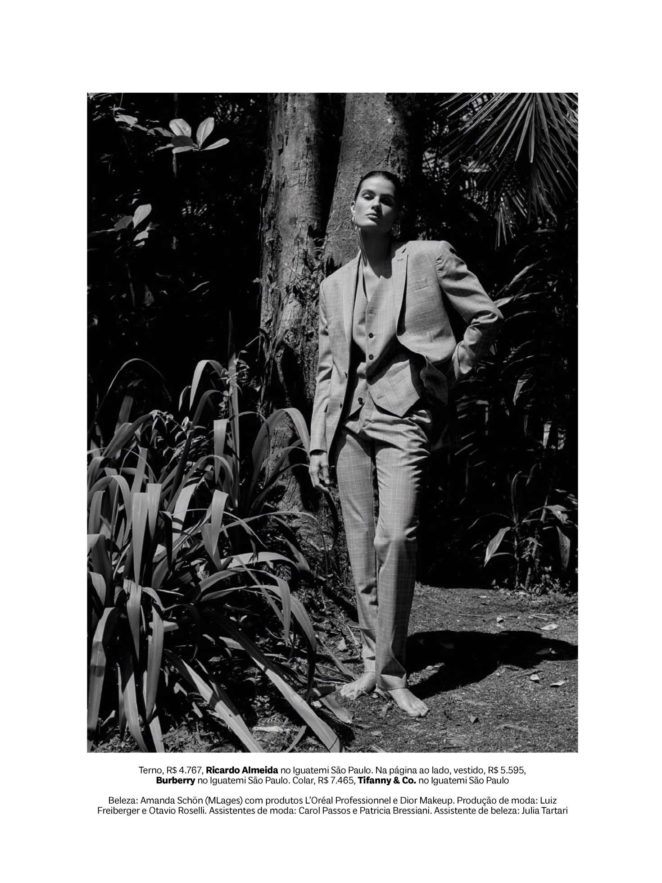 Isabeli Fontana: Vogue Brazil 2017 -14