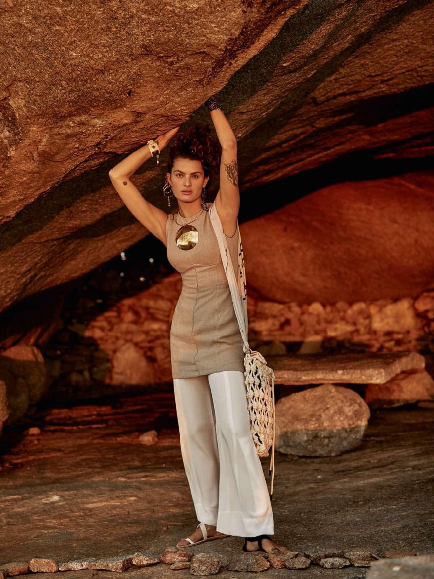 Isabeli Fontana 2017 : Isabeli Fontana: Vogue Brazil 2017 -16