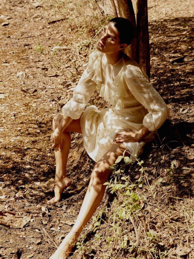 Isabeli Fontana: Vogue Brazil 2017 -19
