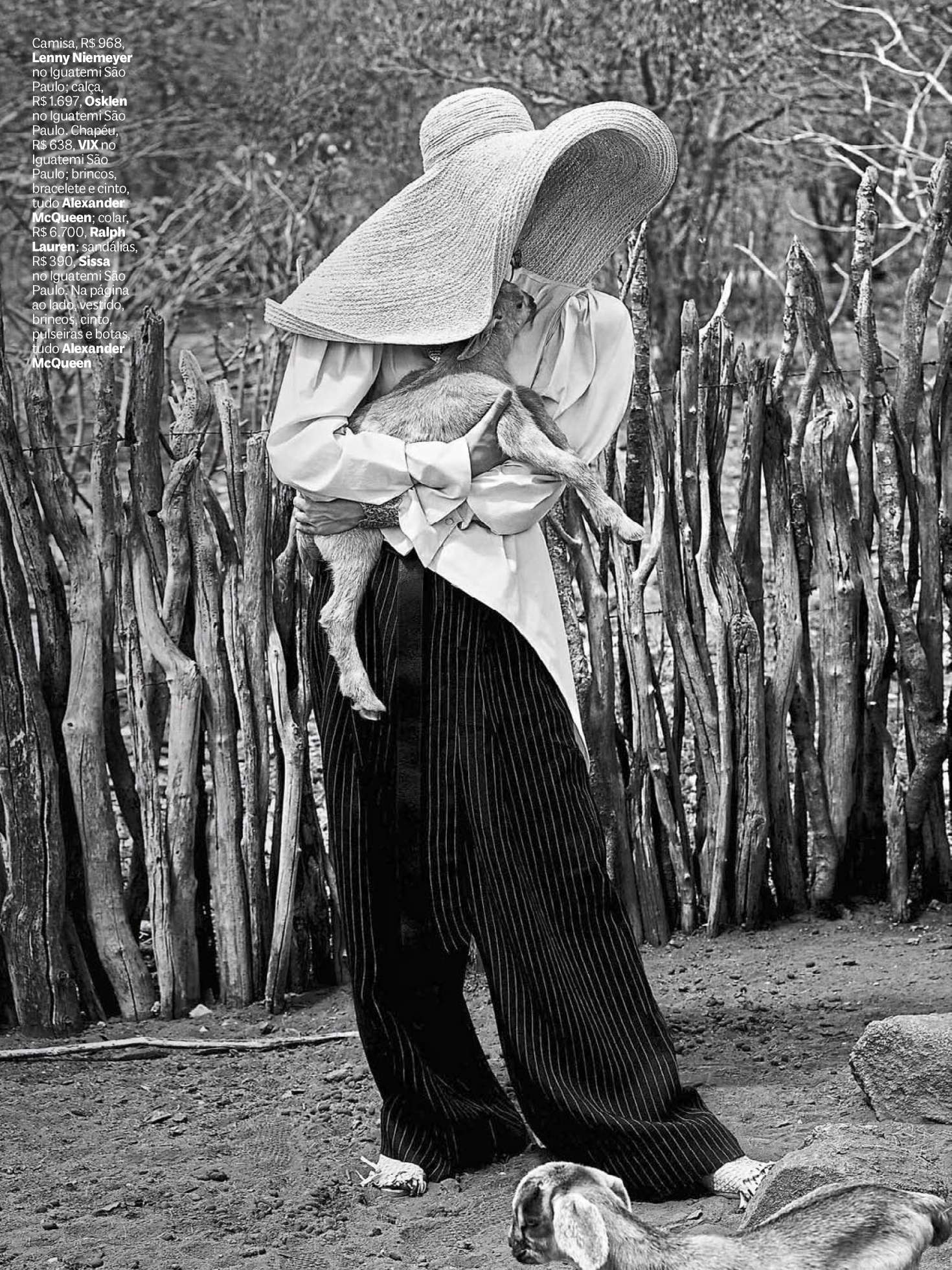 Isabeli Fontana 2017 : Isabeli Fontana: Vogue Brazil 2017 -23
