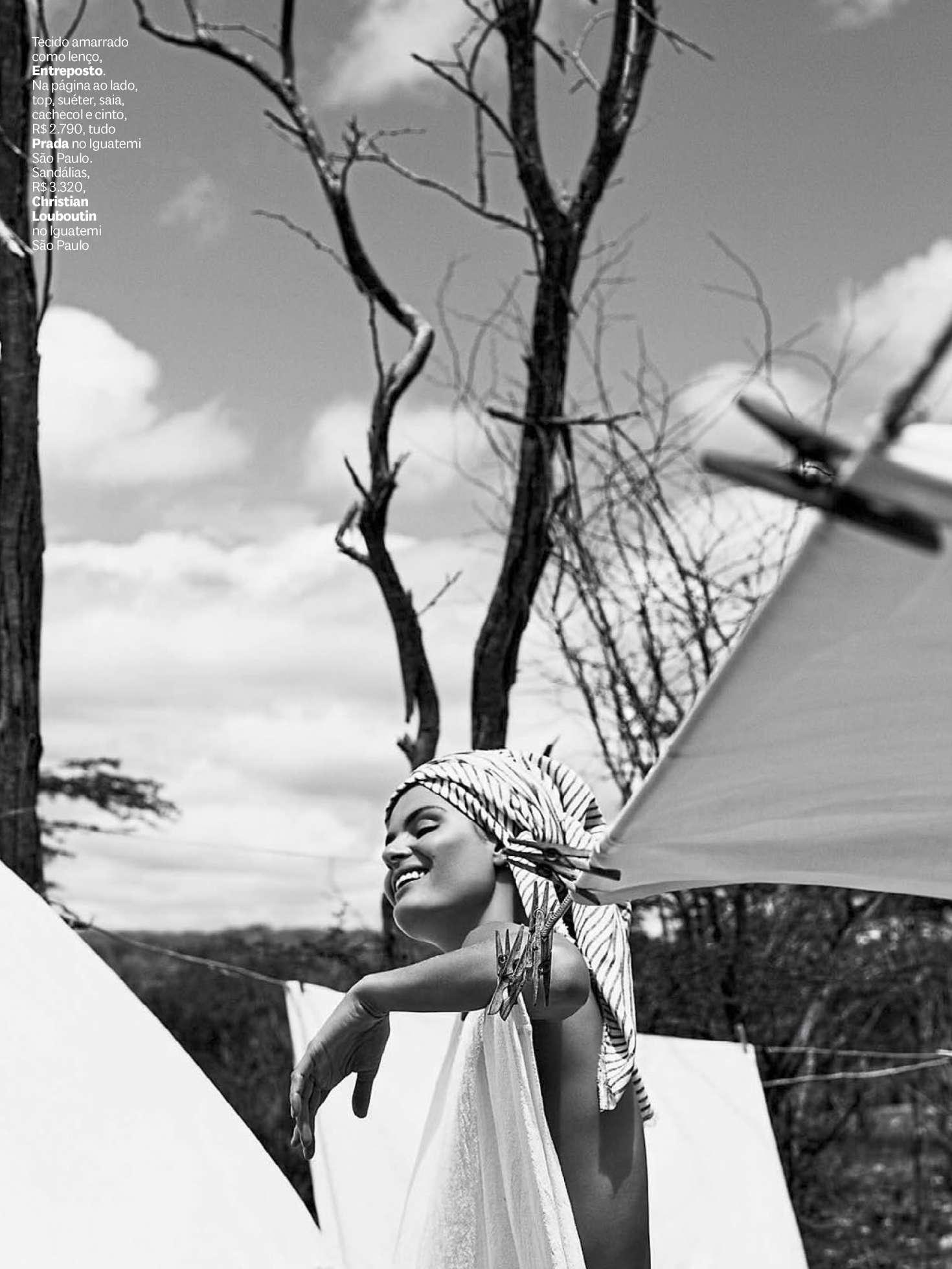 Isabeli Fontana 2017 : Isabeli Fontana: Vogue Brazil 2017 -25