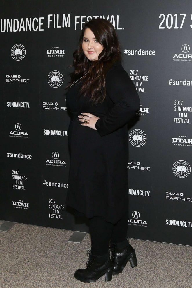 Isabella Amara: Wilson Premiere at 2017 Sundance -03