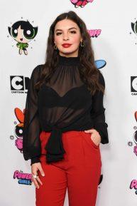 Isabella Gomez - Christian Cowan x The Powerpuff Girls Runway Show in Hollywood