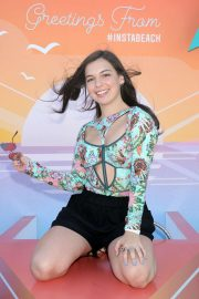 Isabella Gomez - Instagram's 3rd Annual Instabeach Party in Pacific Palisades