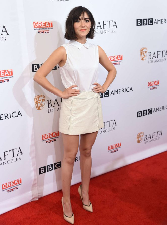 Isabelle Fuhrman - BAFTA LA TV Tea Party in Los Angeles