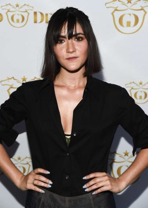 Isabelle Fuhrman - Gold Derby Awards Season Kickoff Party 2016 in Los Angeles