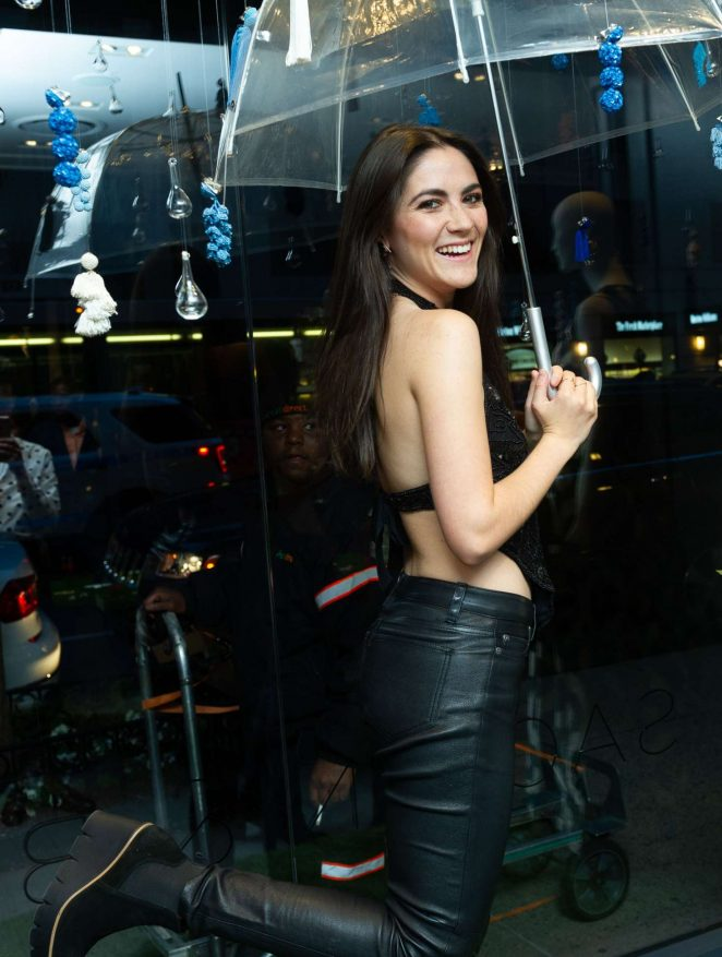 Isabelle Fuhrman - Sachin and Babi Boutique Opening in New York