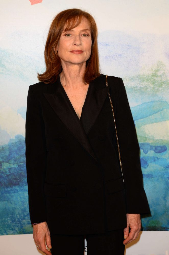 Isabelle Huppert - 6th Chinese Film Festival in Paris