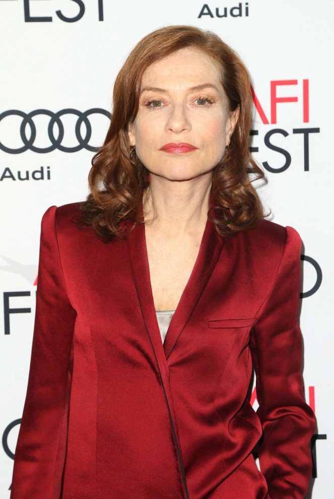 Isabelle Huppert - Audi Celebrates Elle at AFI Fest 2016 Presented By Audi in Hollywood