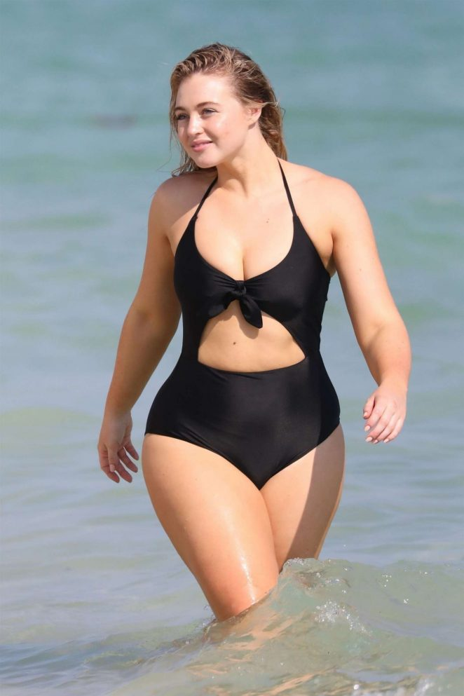 Iskra Lawrence in Bikinis and Swimsuits 2018 -29