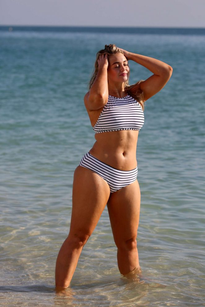 Iskra Lawrence in Bikinis and Swimsuits 2018 -39