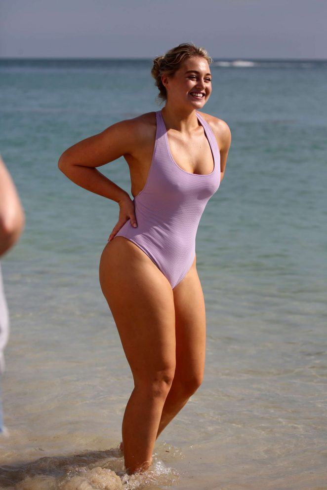 Iskra Lawrence in Bikinis and Swimsuits 2018 -52