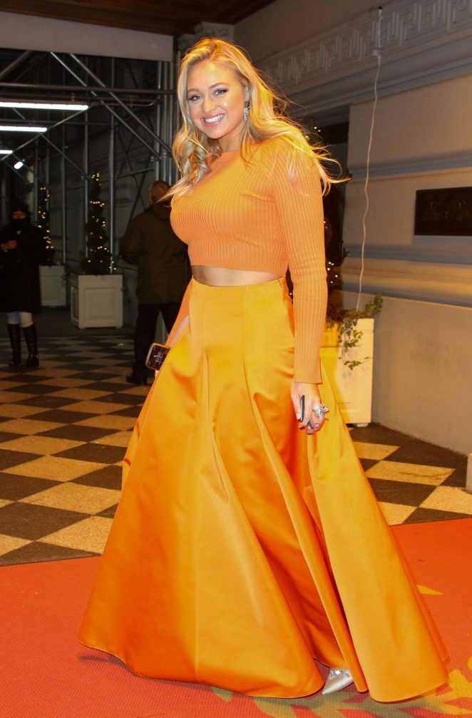 Iskra Lawrence - Leaves the L'Oreal Event in New York