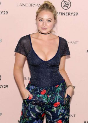 Iskra Lawrence - Refinery's Every Beautiful Body Symposium in NY