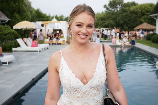 Iskra Lawrence - REVOLVEinthehamptons Presents 'Hot in Havana' in Bridgehampton