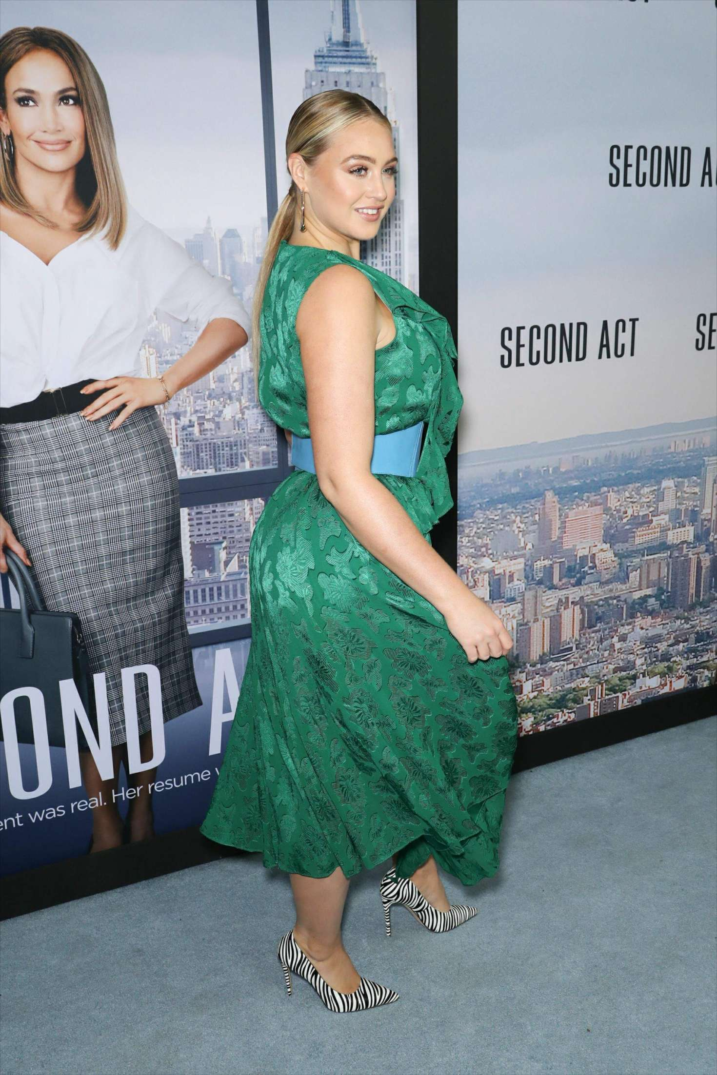 Iskra Lawrence 2018 : Iskra Lawrence: Second Act Premiere in NYC -01