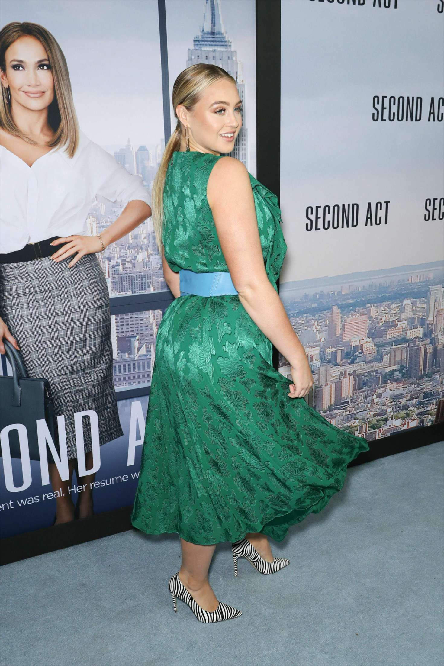 Iskra Lawrence 2018 : Iskra Lawrence: Second Act Premiere in NYC -06