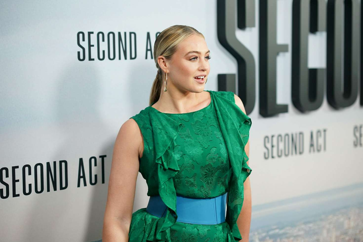 Iskra Lawrence 2018 : Iskra Lawrence: Second Act Premiere in NYC -07