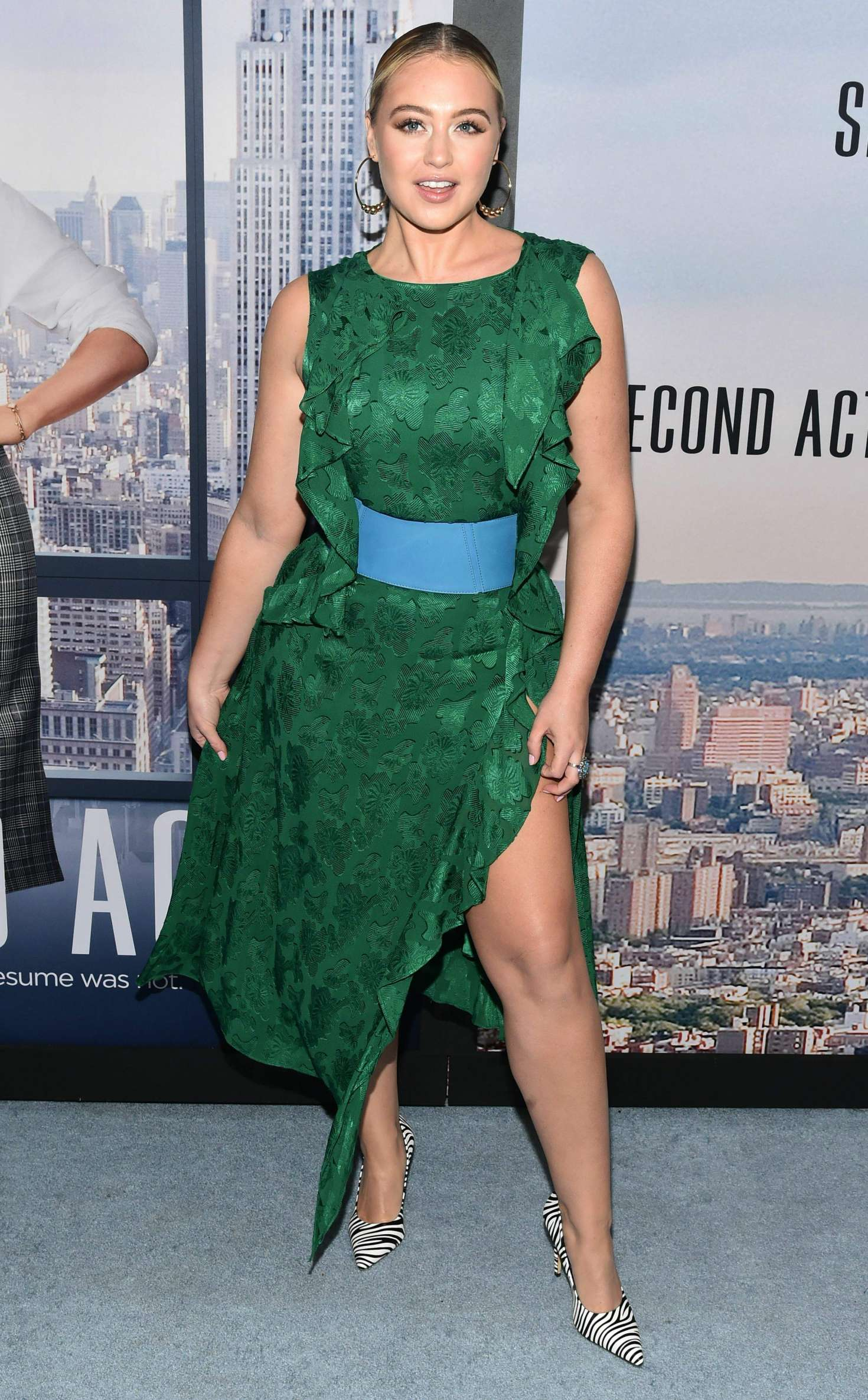 Iskra Lawrence 2018 : Iskra Lawrence: Second Act Premiere in NYC -10