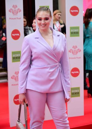 Iskra Lawrence - The Prince's Trust TKMaxx and Homesense Awards in London