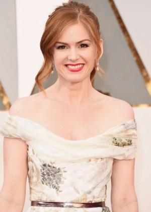 Isla Fisher - 2016 Oscars in Hollywood