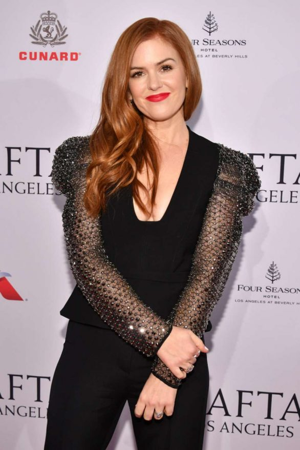 Isla Fisher - 2020 BAFTA LA Tea Party in Los Angeles