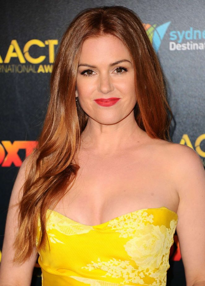 Isla Fisher - AACTA International Awards 2017 in Hollywood